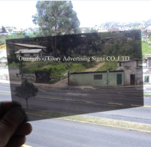 Plastic Transparent Cast Acrylic Sheet for Advertising Sign pictures & photos