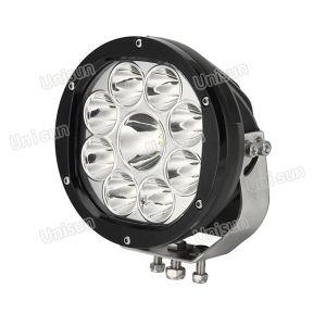 "12V 7"" 90W 7000lm CREE LED Auto Spotlight pictures & photos"