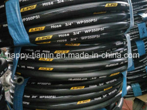 Industrial Use LPG Rubber Hose Pipe pictures & photos
