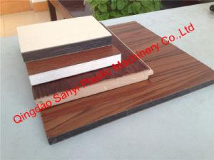 PVC Interior/Exterior Decoration Board Production Line pictures & photos