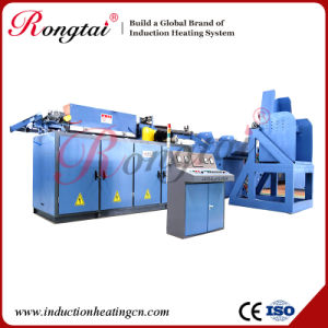 China Supply Steel Bar Induction Heating Furnace pictures & photos