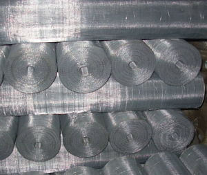 CE and SGS Marks Galvanized Square Wire Mesh Cloth (anjia-607) pictures & photos