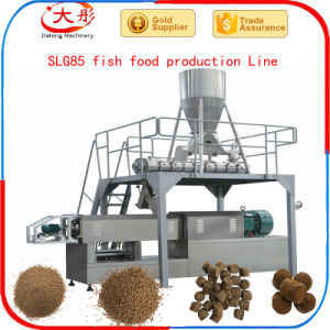 Fish Food Pellet Extruder Machine pictures & photos