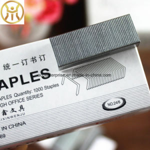 24/6 Stainless Steel Wire Staples pictures & photos