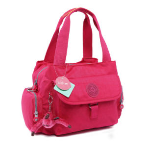 Waterproof Nylon Women′s Handbags with One Shoulder Strap pictures & photos