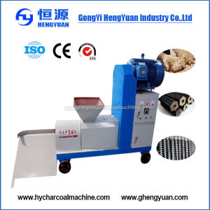 Automatic Wood Sawdust Briquettes Machine Making Line pictures & photos