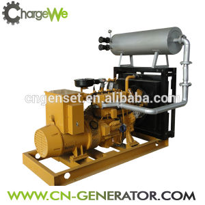 China Manufacturer ISO 20kw Gas Powered Generator Set pictures & photos