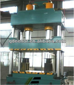 Four Column Type 100t Small Hydraulic Press pictures & photos
