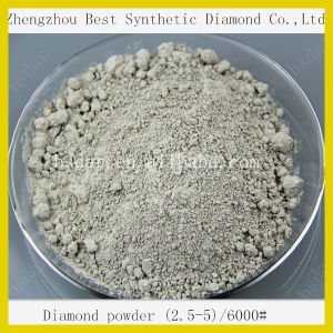 Made in China High Quality Synthetic Fine Diamond Micro Powder for Grinding Wheels
