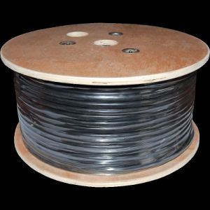 Outdoor-Rated CAT6 Solid, Gel-Filled Bulk Cable, Non-Armored pictures & photos