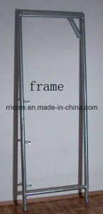 Hot DIP Galvanized Europe Standard Scaffolding Frames pictures & photos