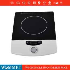 Induction Cooker with Single Burner