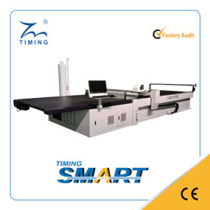 Apparel Cutting Equipments of Fabric Cutting Machine pictures & photos
