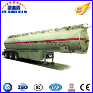 3 Axis 36cbm Carbon Steel Petrol&Diesel Oil Utility Tanker for Sale pictures & photos
