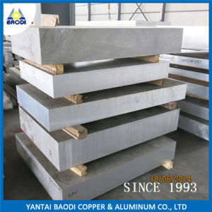 Good Machinability Aluminum Thick Plate (6061) pictures & photos