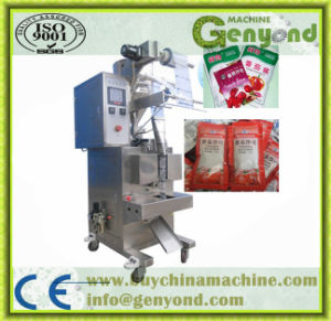 Automatic Liquid Juice Sachet Packing Machine pictures & photos