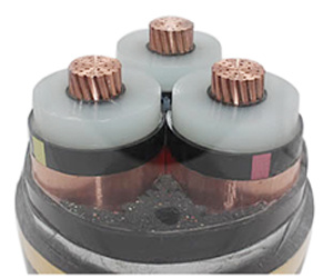 36-500kv Cu/Al XLPE Insulated Power Cable pictures & photos