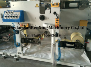 Automatic Hot Melt UV Adhesive Coating Machine pictures & photos