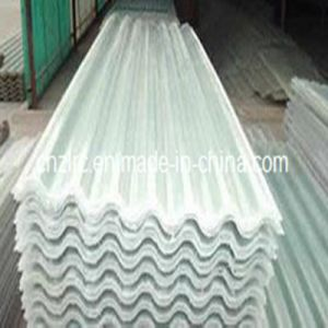 Fiberglass Sheet/FRP Roof Sheet/Fiber Glass Plastic Panel pictures & photos