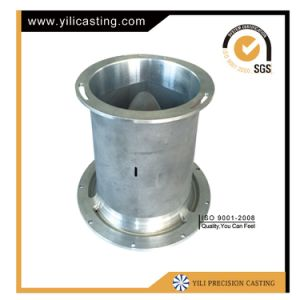 Inlet Casing Aluminum Alloy Parts Used for Aircraft Diesel Engine