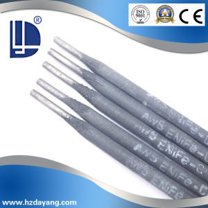 Cast Iron Welding Electrode/Rod with CE and ISO (AWS ENIFE-C1) pictures & photos