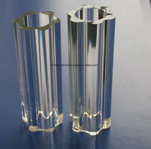 Borosilicate Profile Glass Tube pictures & photos