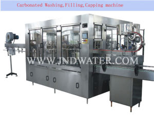 Bottled Water Washing/Filling/Capping Machine pictures & photos