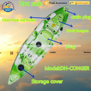 Single Sit-on-Top Fishing Kayak (DH-CONGER) pictures & photos