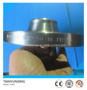 En1092-1 Type11 P245gh Carbon Steel Weld Neck Flange pictures & photos