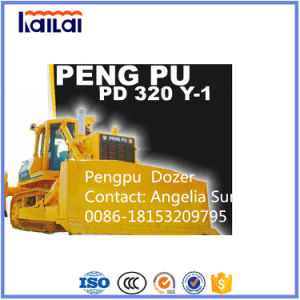 Pengpu Bulldozer Pd320y-1 Dozer with Cummins for Algeria Market pictures & photos