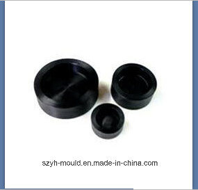 Plastic Injection HDPE End Cap Multi Cavity Mould
