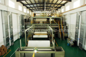 Automatic Non-Woven Fabrics Spunbonded Machine pictures & photos