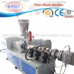 Production Line for PE WPC Profile Plastic Extrusion Making Machine pictures & photos