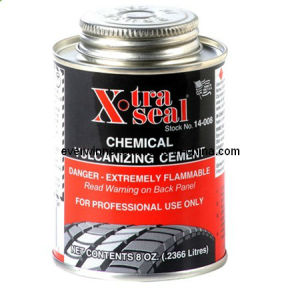 Xtra Seal Vulcanizing Cement Tyre Repair Glue pictures & photos