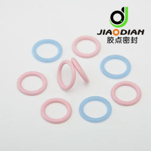 Translucent Silicone O Ring for Hydraulic Seals with SGS CE RoHS ISO FDA Cetificated As568 Standard (O-Ring-01)