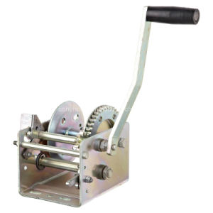 Hand Winch (WT-2000) for Trailer pictures & photos