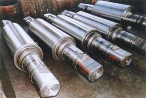 Forged Mill Rolls for Cold Rolling Mill, Forged Rolls pictures & photos
