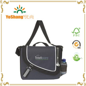 Multi-Purpose Adjustable Large Men Messenger Bag with Flap pictures & photos