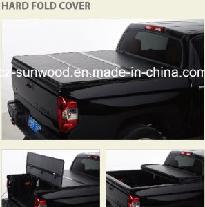 Tri-Fold Hard Tonneau Cover pictures & photos