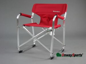 Comfortable and Durable Mini Folding Director Chair