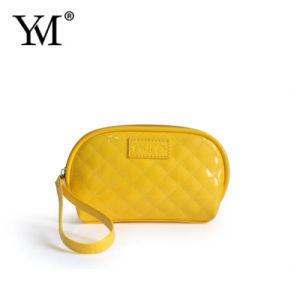 Special Purpose Wholesale PVC Leather Cosmetic Pouch Bag pictures & photos
