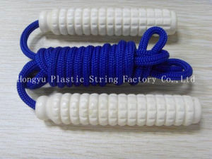 High Quality Wooden Handle Jump Rope pictures & photos