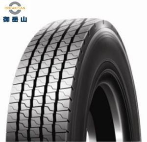 295/80r22.5 Radial Trcuk and Bus Tire, TBR, Tubless Tyre