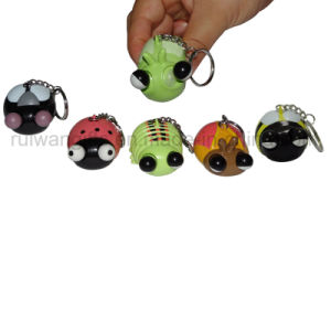Ladybird Eye out Squeeze Children Toy (EYT008) pictures & photos
