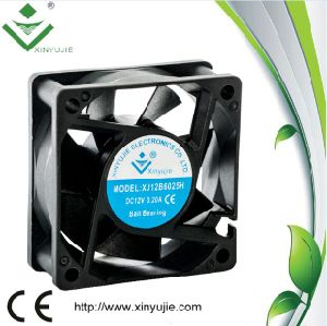 60*60*25mm DC Cooling Fan 2016 Hot Plastic Fan Made in China pictures & photos