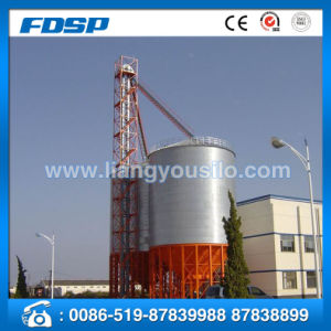 Complete Function Mobile Cement Silo pictures & photos