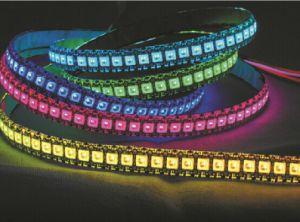 Ws2812b 144LEDs/M DC5V Magic LED Strip pictures & photos
