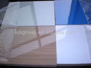 UV Faced MDF pictures & photos