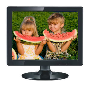 15 Inch Computer Monitor Desktop TFT LCD Monitor pictures & photos