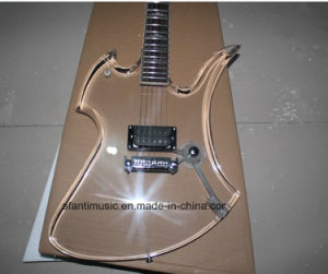 Afanti Music / Acrylic Electric Guitar (AAG-028) pictures & photos